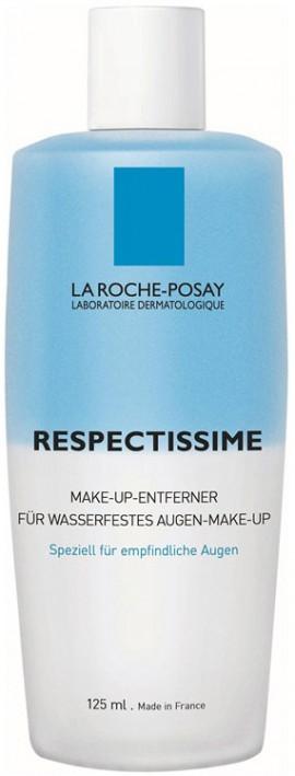 La Roche- Posay Respectissime Demaq. Yeux Waterproof, 125ml