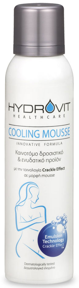 Hydrovit Cooling Mousse, 150ml