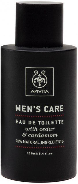 Apivita Mens Care   Εau de Toilette,100ml