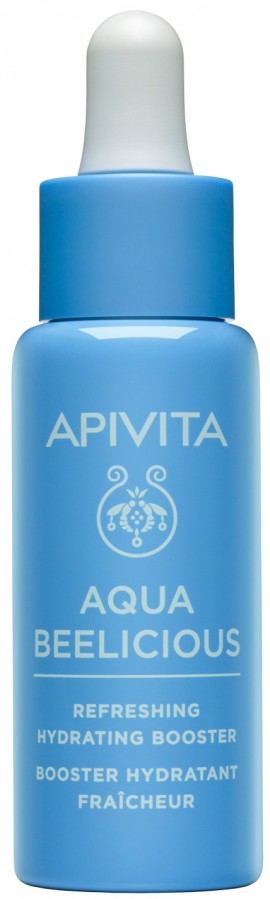Apivita Aqua Beelicious Refreshing Hydrating Booster, 30ml