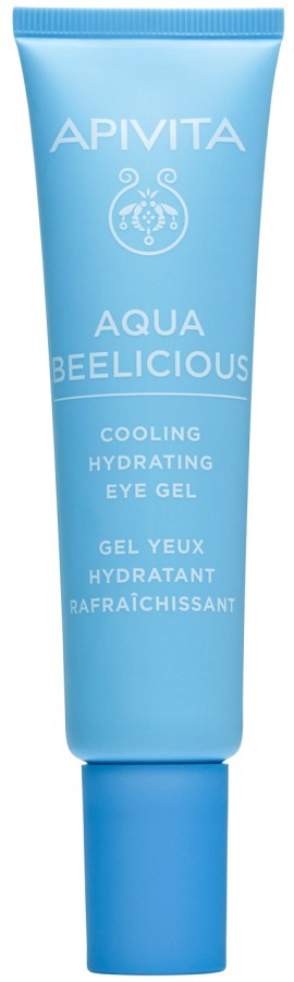 Apivita Aqua Beelicious Cooling Hydrating Eye Gel, 15ml