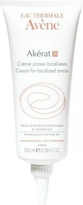 Avene Akerat 30 For Localized Areas, 100ml