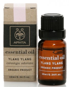 Apivita Essential Oil Υλανγκ- Υλάνγκ 10ml