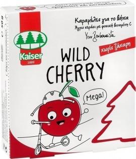 Kaiser Καραμέλες Wild Cherry, 50gr