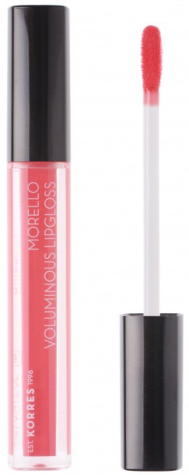Korres Morello Voluminous Lipgloss 42 Peachy Coral, 4ml