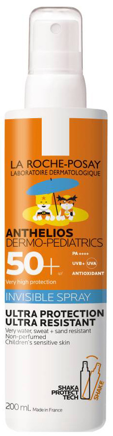 La Roche Posay Anthelios Dermo-Pediatrics SPF50+ Invisible Spray, 200ml