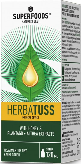 Superfoods Herbotuss,120ml
