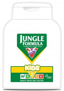 Jungle Formula Kids Με IRF 2, 75ml