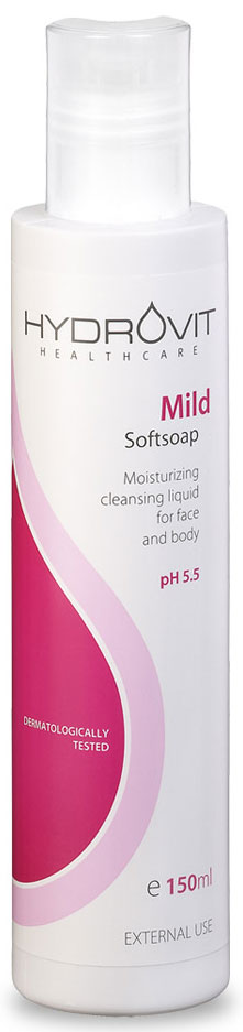 Hydrovit Mild Softsoap pH5.5, 150ml
