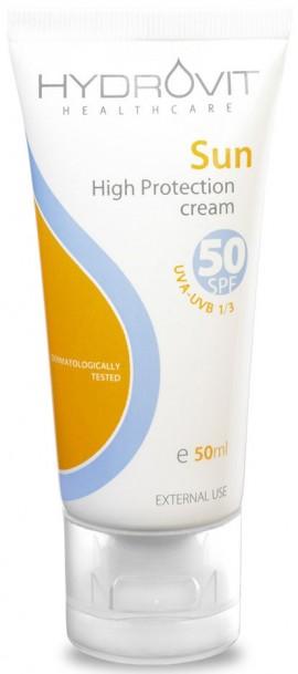 Hydrovit Sun Cream SPF50, 50ml