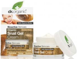 Dr. Organic Snail Gel Cream, 50ml