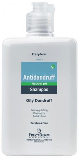 Frezyderm  Antidandruff Shampoo, 200ml
