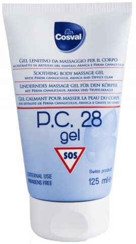Cosval P.C. 28 Gel, 125ml