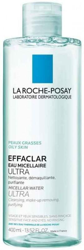 La Roche- Posay Effaclar Eau Micellaire Ultra, 400ml