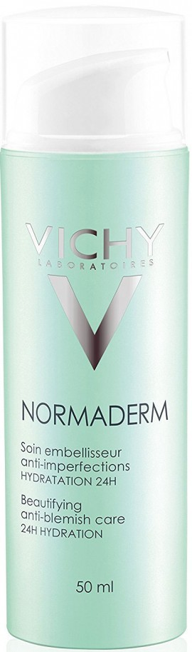 Vichy Normaderm Soin Embellisseur Anti-Imperfections Hydratation 24Η, 50ml