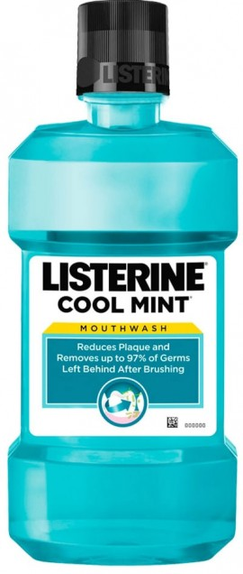 Listerine Cool Mint, 250ml