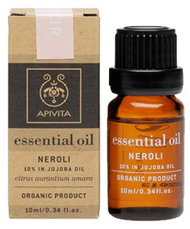 Apivita Essential Oil Νέρολι, 10ml