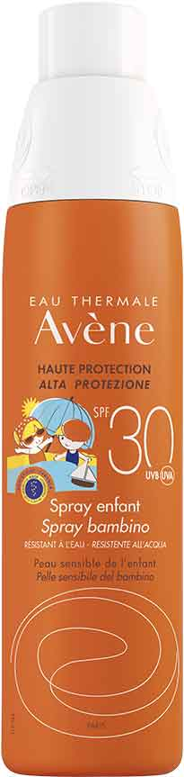 Avene Spray Enfant SPF30, 200ml