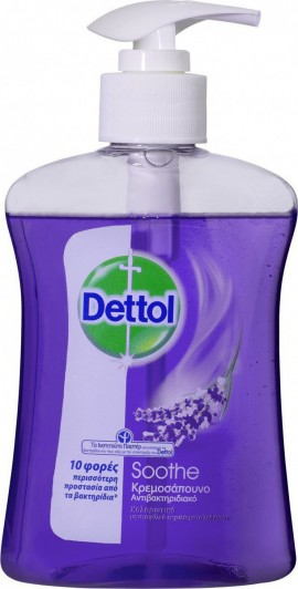 DETTOL Liquid Soap Soothe, 250ml