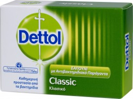 Dettol Antibacterial Soap, 100gr