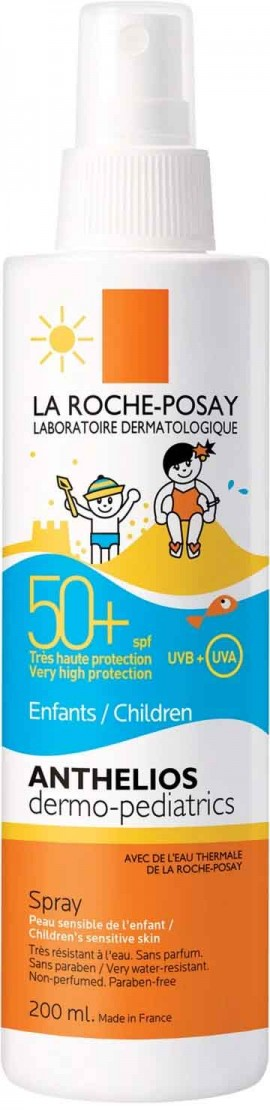 La Roche- Posay Anthelios Spray SPF50+, 200ml