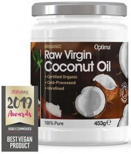 Optima Coconut Oil, 500gr