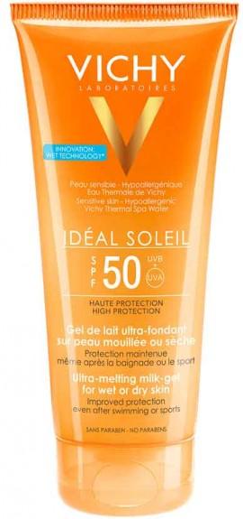 Vichy Ideal Soleil Ultra-Melting Milk Gel SPF50+, 200ml