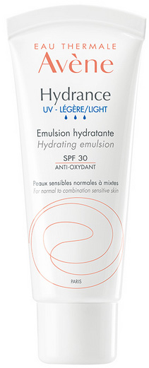 Avene Hydrance UV Emulsion SPF30, 40ml