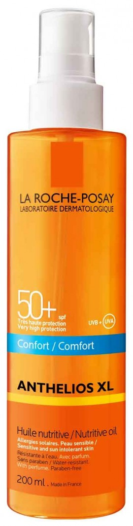 La Roche- Posay Anthelios Nutive Oil SPF50+, 200ml