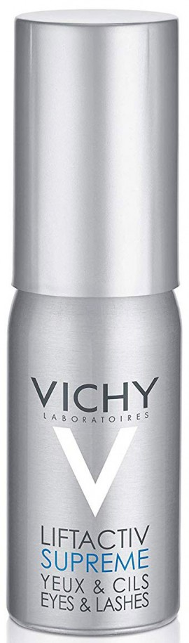 Vichy Liftactiv Serum 10 Yeux & Clis & Eyes & Lashes, 15ml
