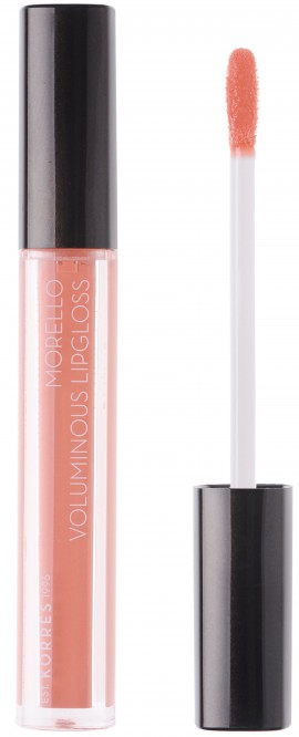 Korres Morello Voluminous Lipgloss,12 Candy Pink, 4ml