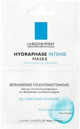 La Roche- Posay Hydraphage Intense Masque Sachets, 2x 6ml