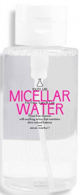 Youth Lab Micellar Water, 400ml