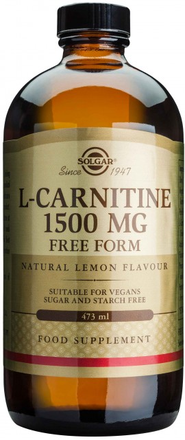 Solgar L- Carnitine 1500mg, 473ml