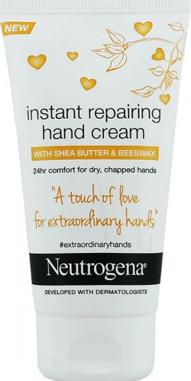 Neutrogena Instant Repairing Hand Cream, 75ml
