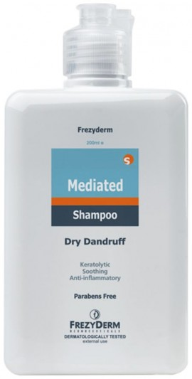 Frezyderm  Mediated Shampoo, 200ml