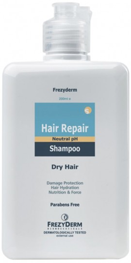 Frezyderm  Hair Repair Shampoo, 200ml