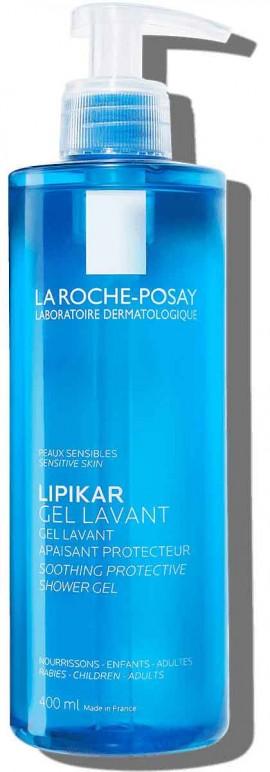 La Roche- Posay Lipikar Gel Lavant, 400ml