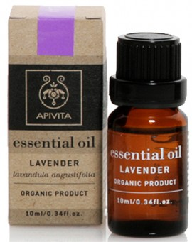 Apivita Essential Oil Λεβάντα, 10ml