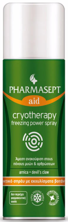 Pharmasept Tol Velvet Cryotherapy Freezing Power Spray, 150ml