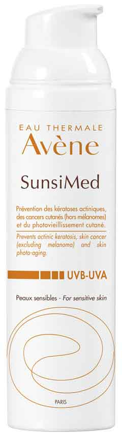 Avene Sunsimed SPF50, 80ml