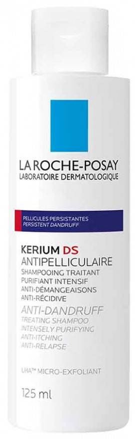 La Roche- Posay Kerium DS Anti- Dandruff Intensive, 125ml