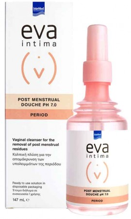 Intermed Eva Douche Post- Menstrual, 147ml