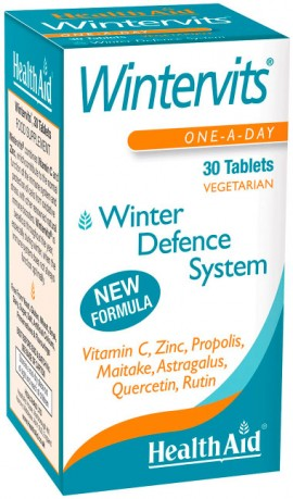 Health Aid Wintervits, 30 Ταμπλέτες