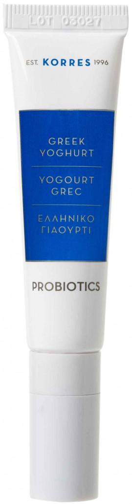 Korres Probiotics Greek Yoghurt Κρέμα Ματιών, 15ml
