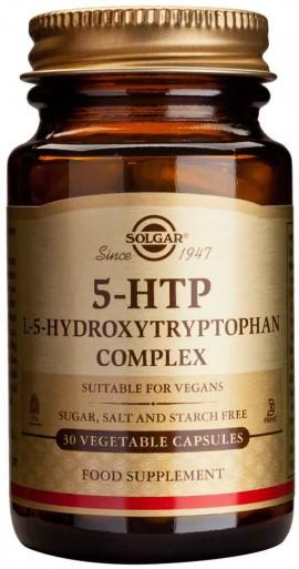 Solgar 5- HTP 100mg, 30 Κάψουλες