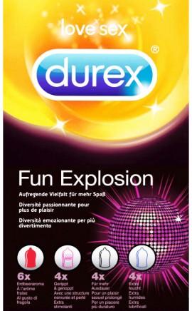Durex Fun Explosion, 18 Τεμάχια