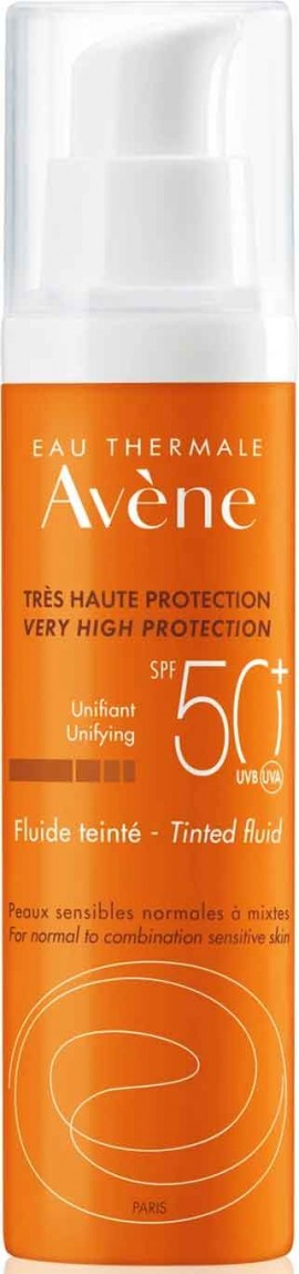 Avene Tinted Fluid SPF50+, 50ml