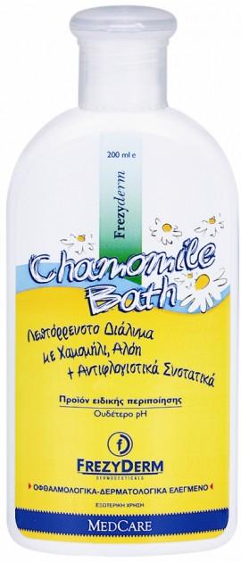 Frezyderm Baby Chamomile Bath, 200ml