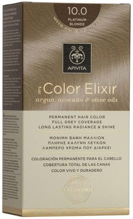 Apivita My Color Elixir 10.0 Κατάξανθο